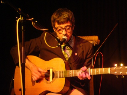 Graham Coxon at the Lexington
